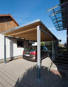 Carport Holz Metall - windhof conweiler holz metall carport
