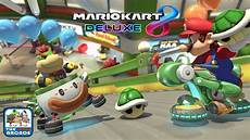 mario kart 8 mario kart 8 deluxe bowser jr on a bike at 200cc in the
