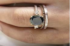 love black diamond engagement rings are the latest