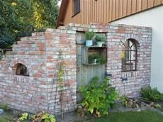 Altes Mauerwerk Ruinenmauer Infos Im Gartendeko