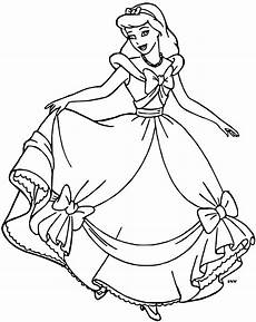 Ausmalbilder Prinzessin Cinderella Coloring Pages 18 Wecoloringpage