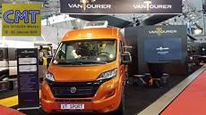 Cmt Messe Stuttgart 2019 Vantourer 600 L Kastenwagen