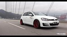 vw golf gti 7 st 252 rme powered by zuver tuning