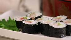 How To Make Yellowtail Sushi Sushi Lessons