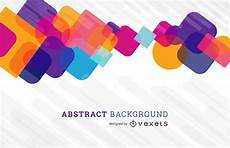 Abstract Shapes Design abstract background with colorful shapes design vector