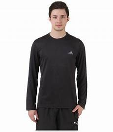 sleeve shirts for adidas black sleeve t shirt buy adidas black