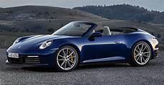 2020 Porsche 911 Cabriolet Hiconsumption