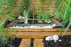 Petit Bassin Zen I Flowers Jardins Comment