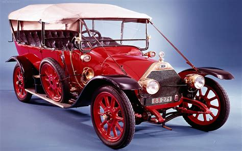 Fiat, Car, Vintage, Red Cars Wallpapers Hd / Desktop And