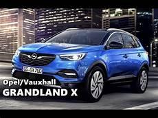Opel Grandland X 2018 Introduction Walkaround