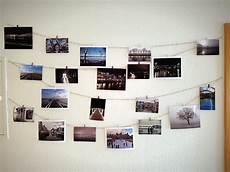 Fotowand Gestalten Ohne Bilderrahmen Ideen Und
