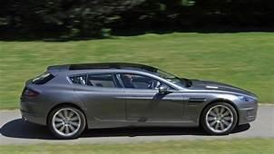 First Drive Aston Martin Rapide Bertone Jet 2  Top Gear
