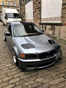 Bmw E46 Facelift 320d Modified Airride Show Car In