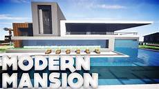 Minecraft How To Build A Modern House Tutorial 2017