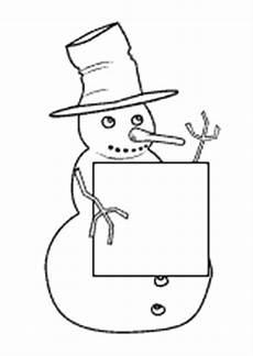 Malvorlagen Winter Kinder Ausmalbilder Winter Jahreszeit
