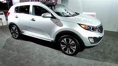 Kia Sportage 2012 2012 kia sportage t gdi exterior and interior at 2012 new