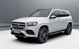 2020 Mercedes Benz GLS Photos Leaked Ahead Of New York