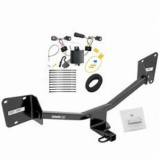 trailer hitch tow receiver w wiring harness kit for 17 19 chevy volt