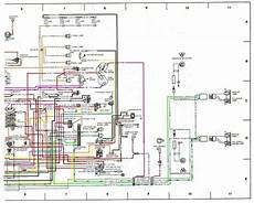 1980 Jeep Cj5 Wiring Diagram Wiring Schematic Diagram