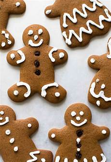 gingerbread man cookies recipe simplyrecipes com