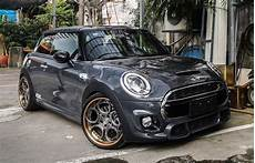 gallery mini cooper s adorned with adv1 wheels