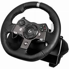 Logitech G920 Driving Lenkrad Mit Pedalen Usb F