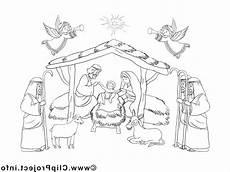 die 20 besten ideen f 252 r ausmalbilder weihnachten krippe