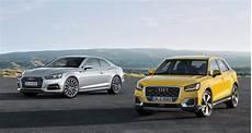 Audi Q2 Ausstattungsvarianten - audi q2 quot sport quot vs quot design quot die ausstattungen im