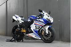 Kawasaki 250 Modifikasi by Modifikasi Kawasaki 250 Versi Lama Biar Makin Sangar