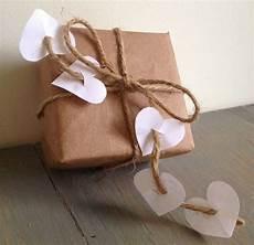 Geschenk Schön Verpacken - geschenkverpackung basteln und geschenk zum valentinstag