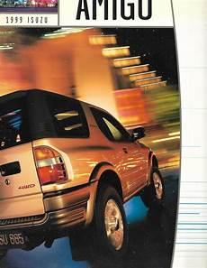 auto repair manual free download 1999 isuzu amigo parental controls 1999 isuzu us amigo pdf 9 28 mb
