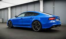 Rs7 2017 Sportback With A Colour by Audi Rs7 Looks Awesome In Porsche S Exclusive Color
