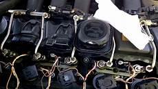 bmw e90 ff injektoren wechseln