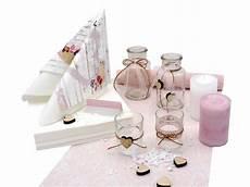 tischdeko vintage hochzeit tischdeko hochzeit vintage rosa wei 223 set