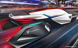 Full Details BMW Group DesignworksUSA EPatrol Police