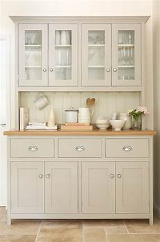 hutch kitchen furniture glazed dresser by devol kitchens i kitchen dressers