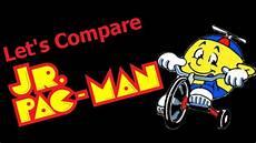 let s let s compare jr pac