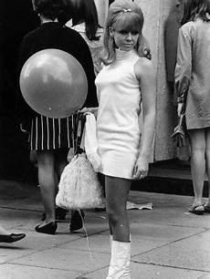 60 Er Jahre Look 60er Jahre Mode Modegeschichte Und