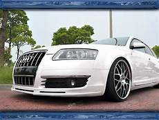 audi a6 c6 front add on