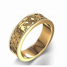 david wedding rings star of david wedding ring in 14k yellow gold