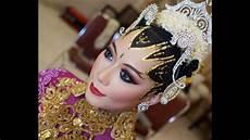 Gambar Tutorial Make Up Pengantin Jawa Dismakeup