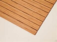 bambus teppich holzteppiche badezimmer