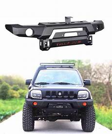 china suzuki jimny road bar with winch holder front