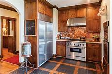 copper backsplash in the kitchen cottage journal