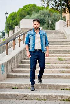 smart casual street style simple but significant stile uomo
