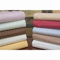 650 thread count egyptian cotton striped sheet set walmart com