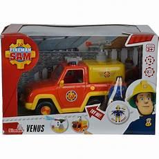 Malvorlage Feuerwehrmann Sam Venus Simba Feuerwehrmann Sam Feuerwehrauto Venus Mit Figur