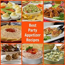 12 best party appetizer recipes mrfood com