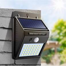 light solar powered led wall l motion sensor solar light garden sadoun sales