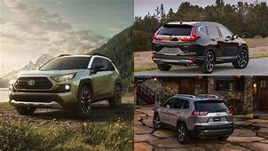 2019 Toyota RAV4 How Does It Stack Up Against The